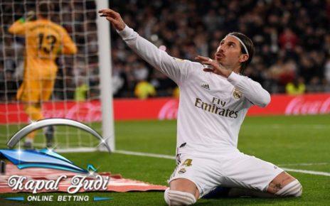 Sergio Ramos Menjadi Sorotan Dunia
