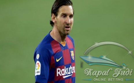 Messi Mandul Barca Gagal Menang