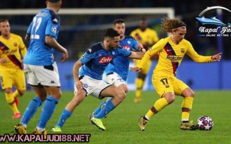 Napoli Lawan Yang Sulit Bagi Barcelona Saat Ini