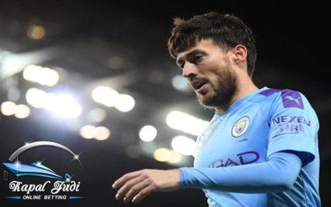 David Silva akan Menyelesaikan Musim dengan Manchester City