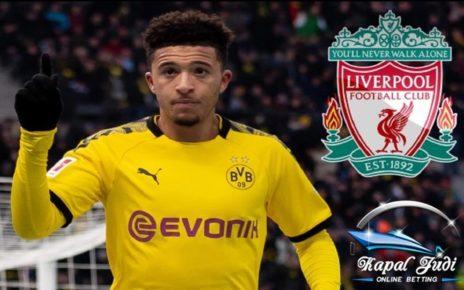 Liverpool Akan Gait Jadon Sancho