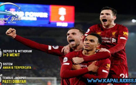 Akhirnya Liverpool Juara Liga Inggris Tahun Ini