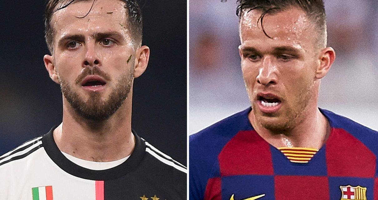 Juventus Resmi Lepas Pjanic ke Barcelona