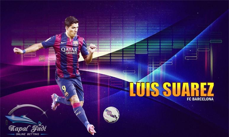 Luis Suarez Sangat Semangat Untuk Main Kembali