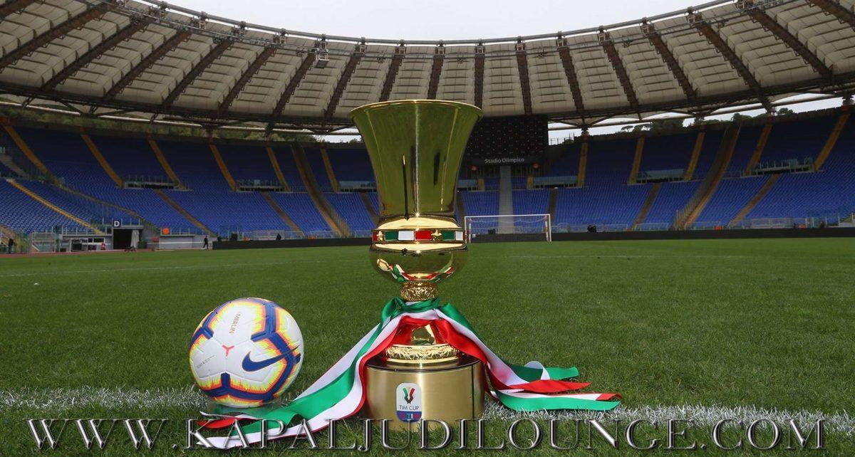Jadwal & Prediksi Leg Kedua Semifinal Italy Cup