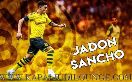Dortmund Akan Melepas Sancho Dengan Harga Yang Fantastis
