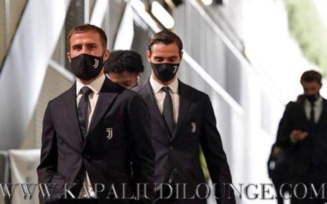 Juventus Mulai Menjual Masker Krisis Ekonomi