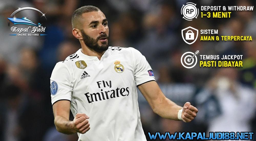 Benzema Yang Nomor 9 Penyerang Terbaik Di Madrid