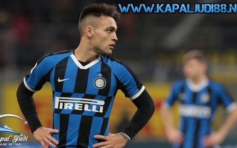 Inter Takkan Jual Lautaro ke Barcelona
