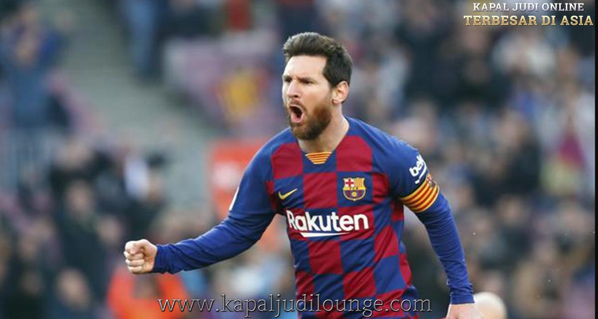 Lionel Messi Mengalami Cedera Saat Latihan