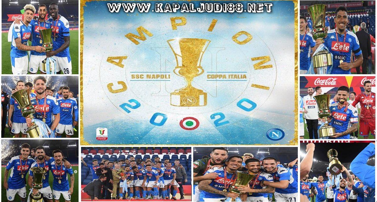 Napoli Juara Italy Cup Dengan Adu Penalti