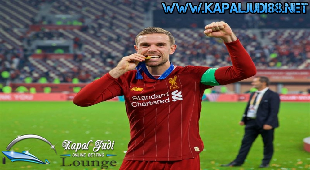 Pemain Top Liverpool Versi Jordan Henderson