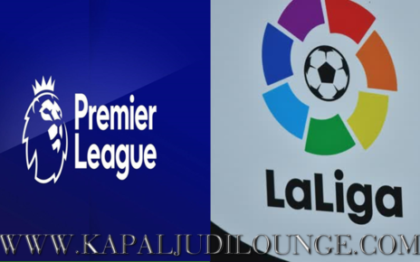 Jadwal Pertandingan Premier League & La Liga
