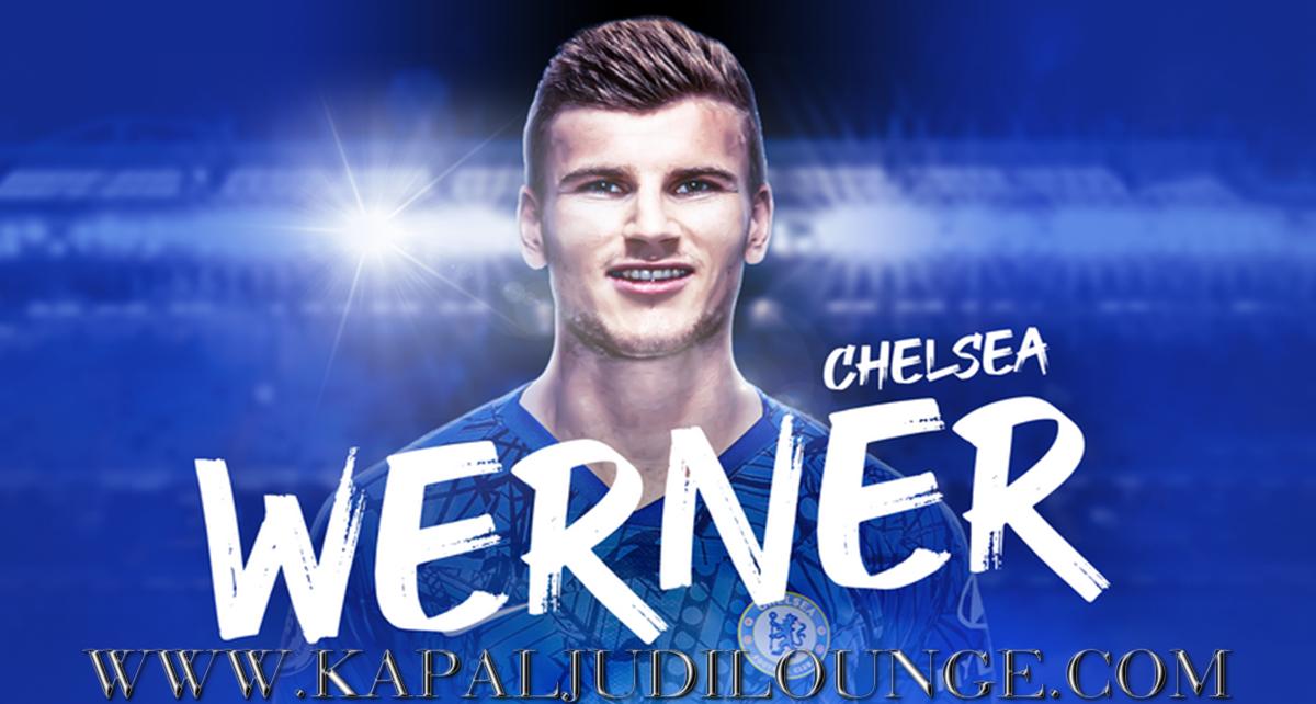 Timo Werner Resmi Bergabung Ke Chelsea