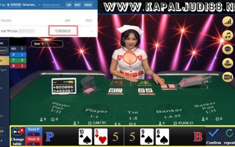 Info Kemenangan Bermain WM Casino KapalJudi