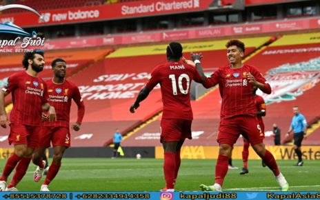 Liverpool Sangat Diragukan Ikut Community Shield