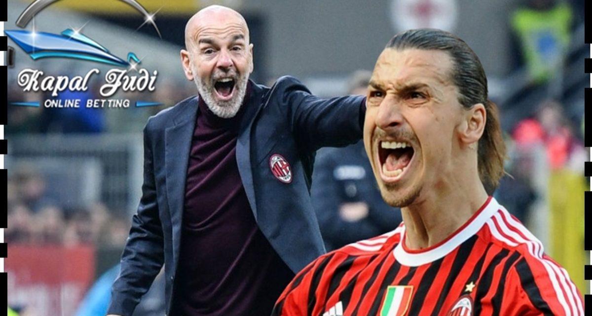 Zlatan Ibrahimovic Tampak Marah Kepada Sang Pelatih