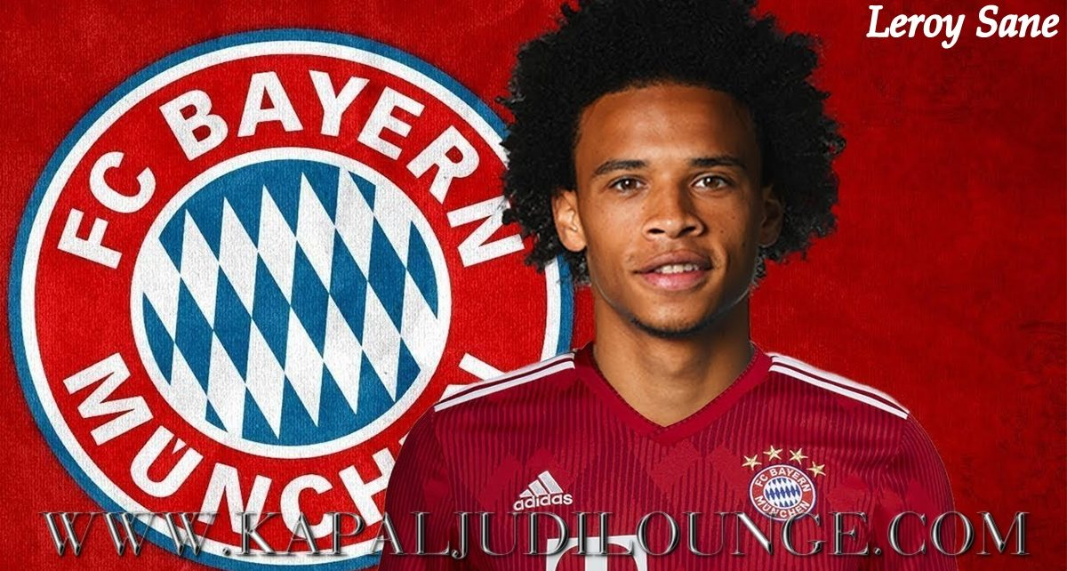 Leroy Sane Resmi Bergabung Bersama Bayern Munchen