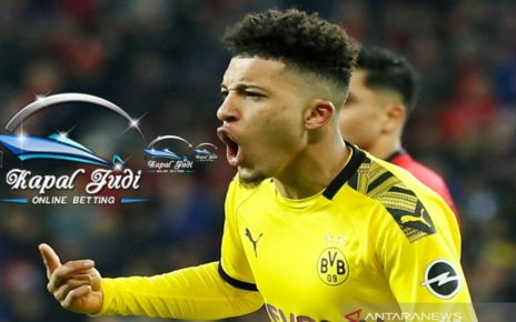 Dortmund Akan Lepas Jadon Sancho
