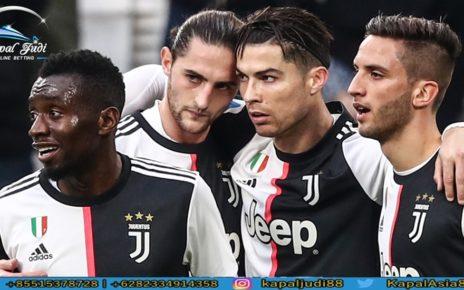 Juventus Cara Mainya Jelek Banget di Laga Tandang