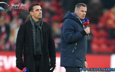 Gary Neville Datang Dan Kasih Selamat ke Liverpool
