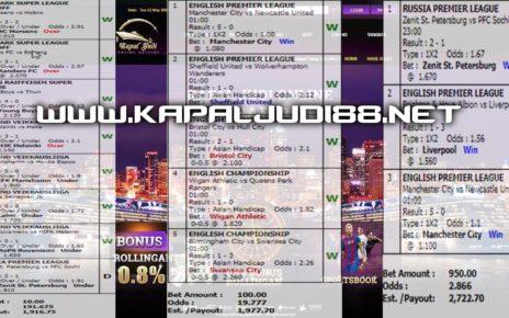 Kumpulan Jackpot Mix Parlay 09 Juli 2020