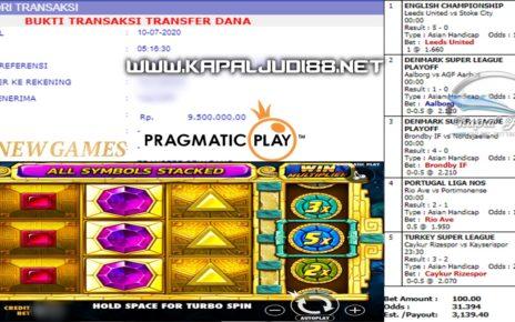 Jackpot Slot Pragmatic Play & Jackpot Mix Parlay