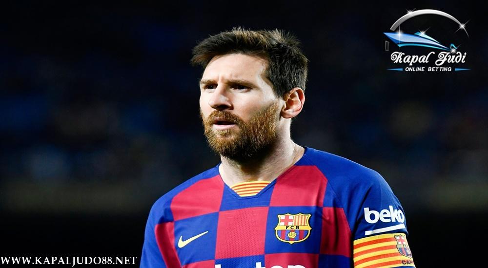 Diberitakan Inter Siap Kontrak Messi Senilai Rp 4,5 T