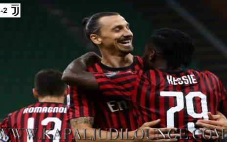 Epic Comeback AC Milan Kontra Juventus
