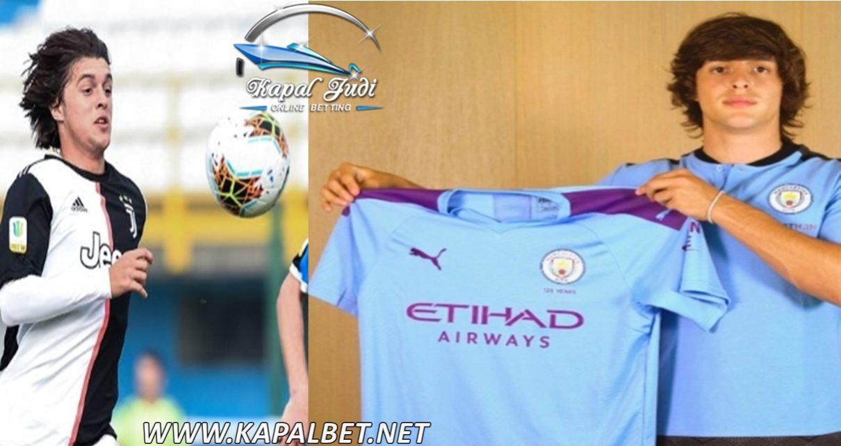 Rekrutan Pertama Manchester City di Musim Panas: Pablo Moreno