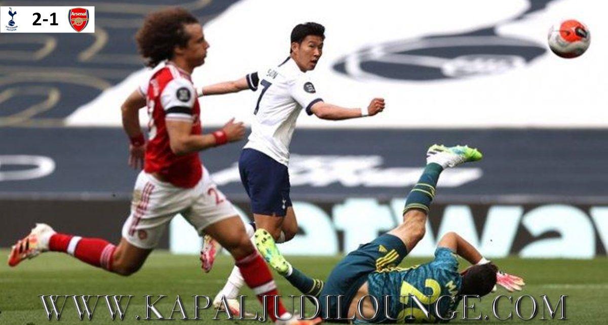 Tottenham Berhasil Bungkam Arsenal