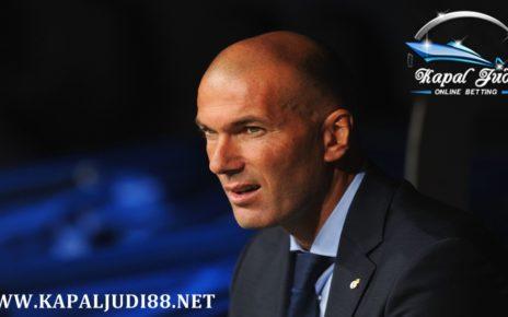 Zidane Sangat Berarti Bagi Real Madrid