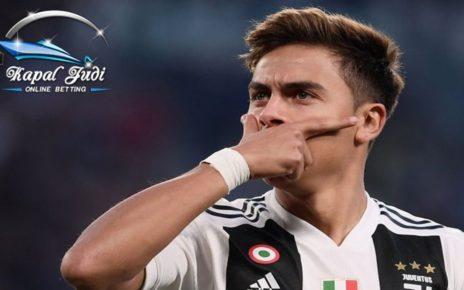 Juventus Akan Menjual Paulo Dybala