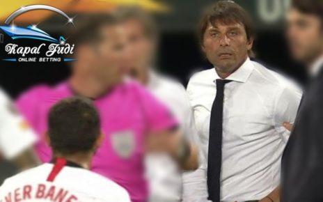 Antonio Conte Ajak Ever Berantam