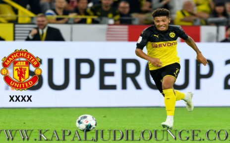 Borussia Dortmund Tidak Ingin Lepas Jadon Sancho