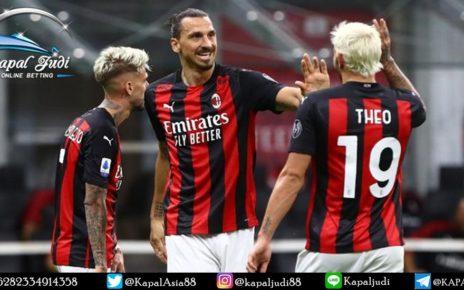 AC Milan Tak Butuh Belanja Besar Musim Depan