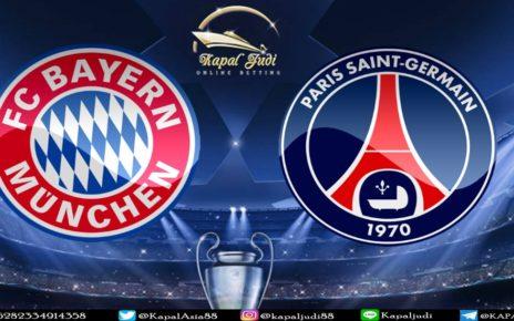 Bayern Munich Bertemu PSG di Final Liga Champions