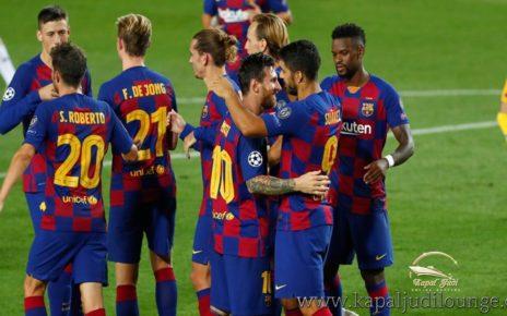 Barcelona Jadi Team Favorit Untuk Menjuarai Liga Champions