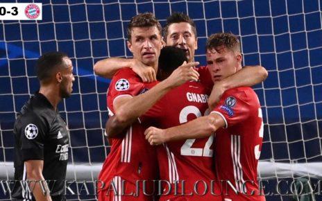 Bayern Munchen Lolos Ke Final Liga Champions