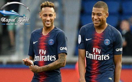 Neymar dan Mbappe adalah Ujung Tombak PSG