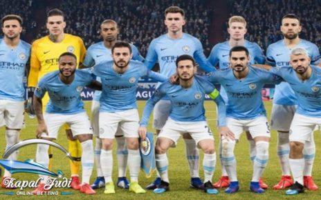 Manchester City Lolos dan Semakin Percaya Diri