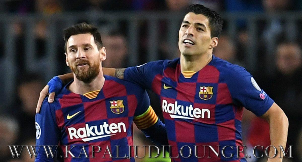 Barcelona Kick Luis Suarez Harus Siapkan Kompensasi