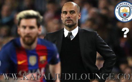 Lionel Messi Sudah Bertemu Pep Guardiola
