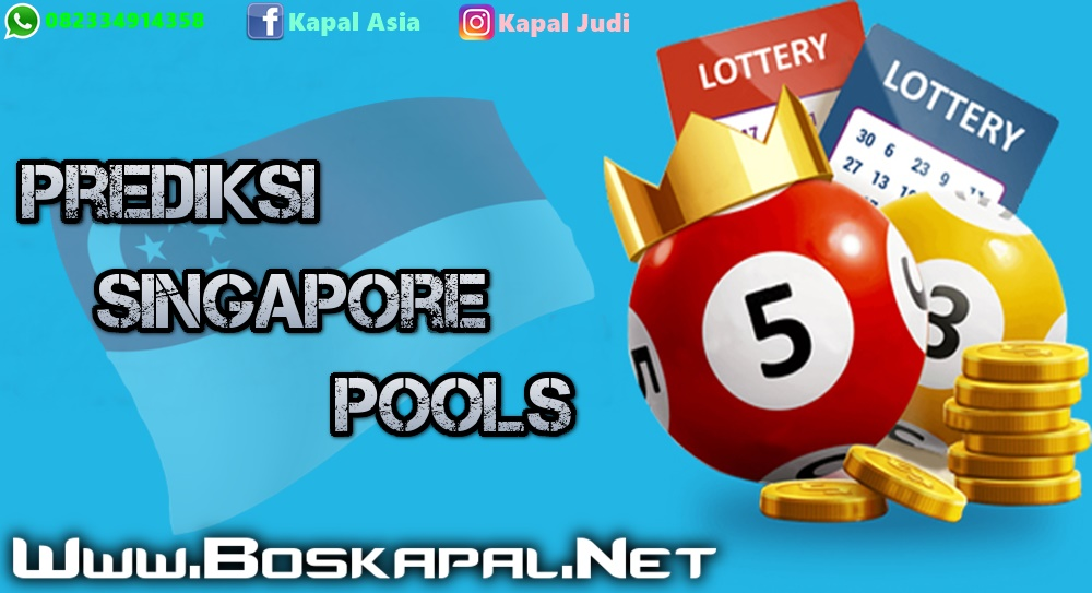 Prediksi Singapore Pools 24 September 2020 Kapaljudi