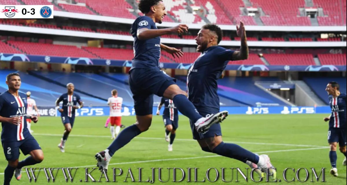 Paris Saint-Germain Lolos Ke Final Champions League