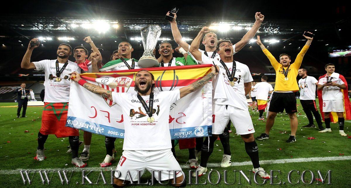 Sevilla Mempersembahkan Trofi Liga Europa untuk Mendiang Antonio Puerta dan Jose Reyes
