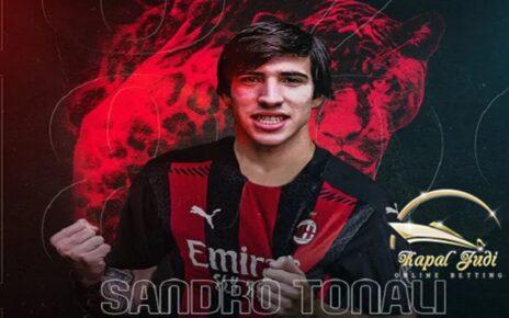 AC Milan Resmi Mendatangkan Sandro Tonali