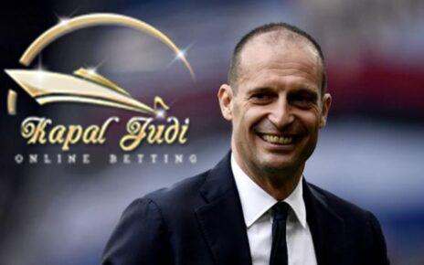 Fakta Hubungan Massimiliano Allegri dan Juventus