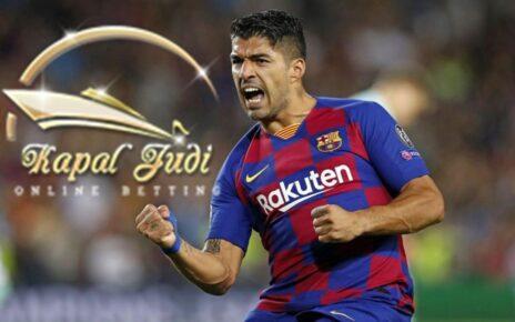Barcelona Masih Memiliki Tempat untuk Luis Suarez