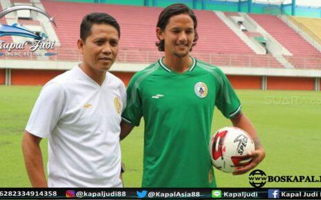 Irfan Bachdim Sudah Gabung PSS Sleman
